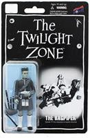 "The Twilight Zone 3.75"" Action Figure: The Bagpiper"