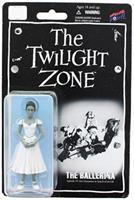"The Twilight Zone 3.75"" Action Figure: The Ballerina"