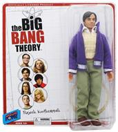 "Big Bang Theory 8"" Retro Clothed Action Figure, Raj"
