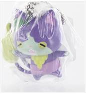 Yo-kai Watch Youkai Swing DX 05 Fruit-Nyan Special! Gashapon: Budonyan
