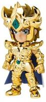 "Saint Seiya Comp Works 3.75"" Saint Leo Aiolia Super-Deformed Figure"