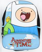 Adventure Time With Finn And Jake Character Backpack