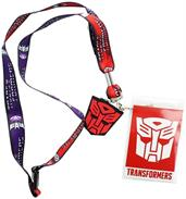 Transformers Reversible Autobot Decepticon Lanyard