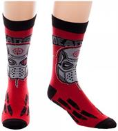Suicide Squad Deadshot Men's Crew Socks