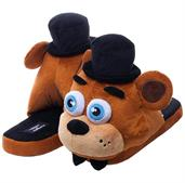 Five Nights At Freddy's Freddy Fazbear Slippers