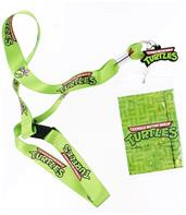 Teenage Mutant Ninja Turtles Character Lanyard with Turtles Charm