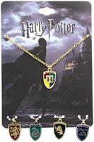 Harry Potter House Crest Necklace