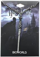 Harry Potter Wand Pendant Chain Necklace