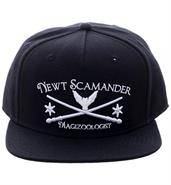 Fantastic Beasts and Where to Find Them Newt Scamander Magizoologist Snapback Hat