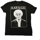 The Golden Girls Sophia Savage Adult T-Shirt | Black