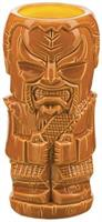 Star Trek: TOS Klingon 16oz Geeki Tiki Mug, Brown