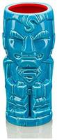 DC Comics Superman 16oz Geeki Tiki Mug, Blue