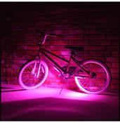 Brightz LED Bicycle Safety Light Cycling Bike Accessory Pink