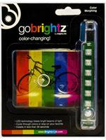 Color Morphing Go Brightz LED Bicycle Light
