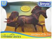 Breyer Classics 1/12 Model Horse - Malik 2019 Horse of the Year
