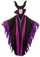 Magnificent Maleficent Witch Adult Plus Costume