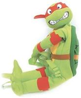 Comic Images Teenage Mutant Ninja Turtles Raphael Plush Backpack