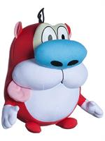 "Nick Toons of the 90's Super Deformed 6.5"" Plush: Stimpy"