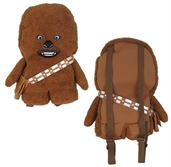 "Star Wars Chewbacca 18"" Plush Backpack"
