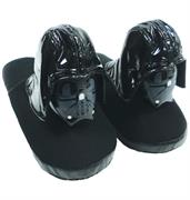 Star Wars Slippers Darth Vader Large 10.5/11