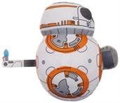 "Star Wars: The Last Jedi 7"" Super-Deformed Plush: BB-8"