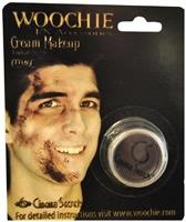 Undead Zombie Purple Cream Costume Make Up1/8 oz Carded