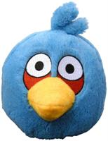 "Angry Birds 8"" Plush With Sound: Blue Bird"