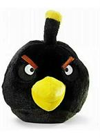 "Angry Birds 9"" Talking Plush: Black Bird"