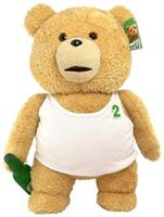 "Ted 2 Movie-Size 24"" Talking Plush Ted in Tank Top *Explicit*"
