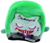 "Suicide Squad 2.5"" Kawaii Cube Plush: The Joker"