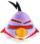 "Angry Birds 16"" Purple Space Bird Plush Officially Licensed"
