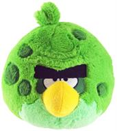 "Angry Birds 16"" Green Space Bird Plush Officially Licensed"