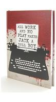 The Shining Jack's Hardcover Journal