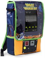"Space Invaders Retro 16"" Backpack"