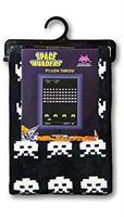Space Invaders Plush Throw Blanket