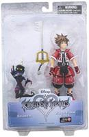 Kingdom Hearts Valor Form Sora & Soldier Exclusive Action Figure 2-Pack