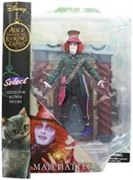 "Alice Through the Looking Glass Mad Hatter Select 7"" Action Figure"
