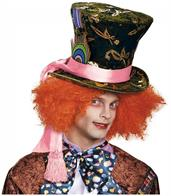 Alice Through The Looking Glass Mad Hatter Prestige Costume Hat Adult One Size