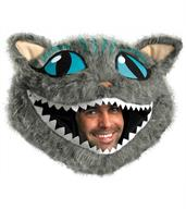 Disney Alice In Wonderland Cheshire Cat Costume Headpiece Adult