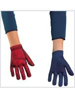 The Avengers Captain America Costume Gloves Child