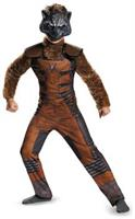 Guardians Of The Galaxy Marvel Deluxe Rocket Raccoon Child Costume