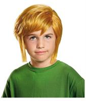 Legend of Zelda Link Child Costume Wig