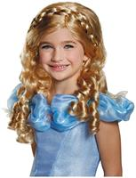 Disney Cinderella Movie Child Costume Wig