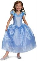 Disney Movie Cinderella Deluxe Costume Child