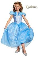 Disney Movie Cinderella Prestige Child Costume