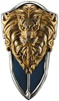 Warcraft Stormwind Costume Shield Adult One Size