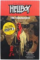 The Hellboy Companion Paperback Book