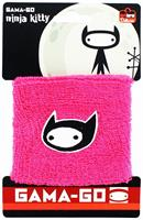 Gama-Go Ninja Kitty Pink Wristband