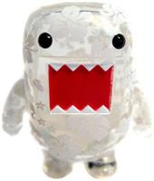 "Domo Qee 2"" Mini Figure Tropical Transparent"