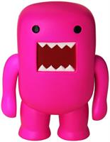 "Domo 4"" Vinyl Figure: Black Light Pink"